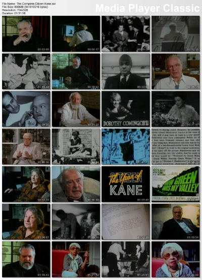 The Complete Citizen Kane (1991) Thecom11