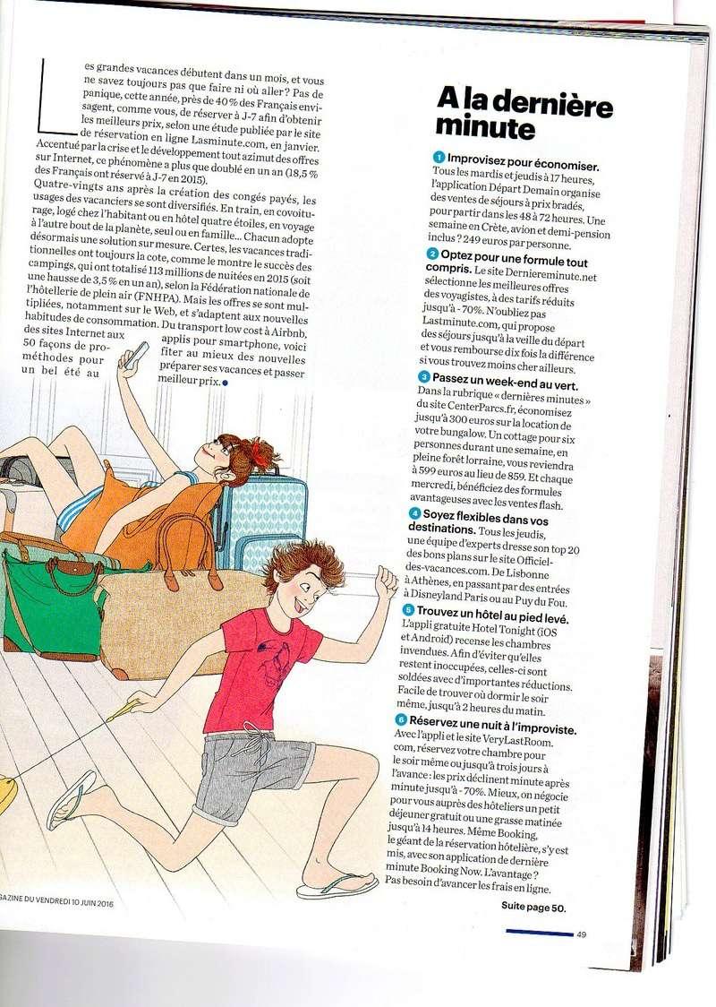 """bons plans vacances :  voici des infos  extraites du magazine  """" le parisien """"pour ceux  qui souhaitent voyager pas cher.....à vos agendas !!!!.... Bons_p10"""