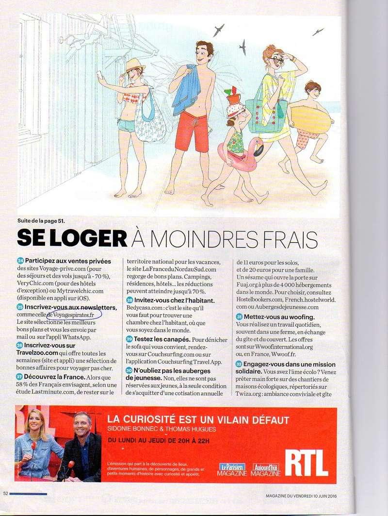 """bons plans vacances :  voici des infos  extraites du magazine  """" le parisien """"pour ceux  qui souhaitent voyager pas cher.....à vos agendas !!!!.... Bons_p13"""