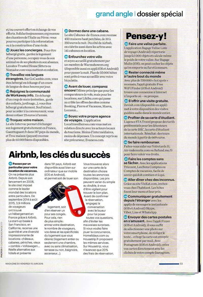 """bons plans vacances :  voici des infos  extraites du magazine  """" le parisien """"pour ceux  qui souhaitent voyager pas cher.....à vos agendas !!!!.... Bons_p16"""