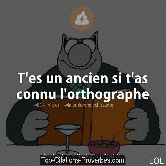 Réforme de l'orthographe française Tes_un10