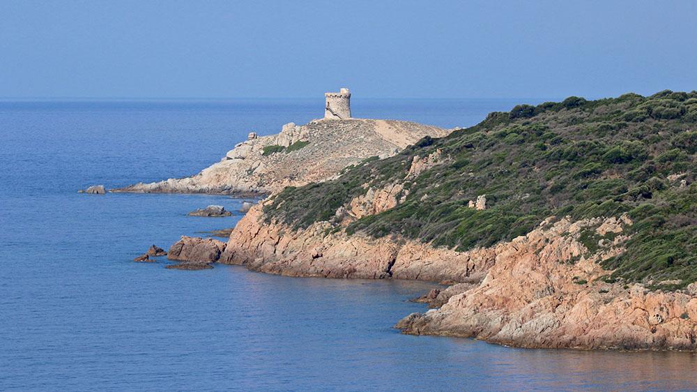 Les Tours Génoises du littoral Corse - Page 3 Img_6610