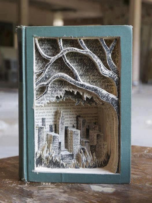 Amazing Book Art 41893610