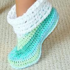 Hand made Crotchet shoes 8a828d10