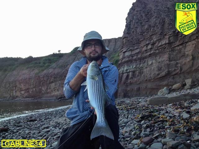 Suivi photos des Pêcheurs du mois élus Gablin10