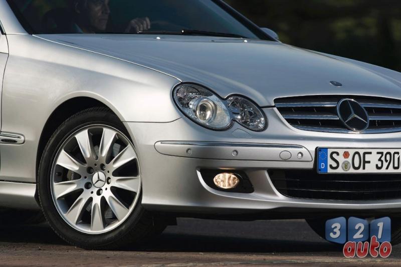 [Essai] Mercedes CLK 320 CDI (C209) 05c18911