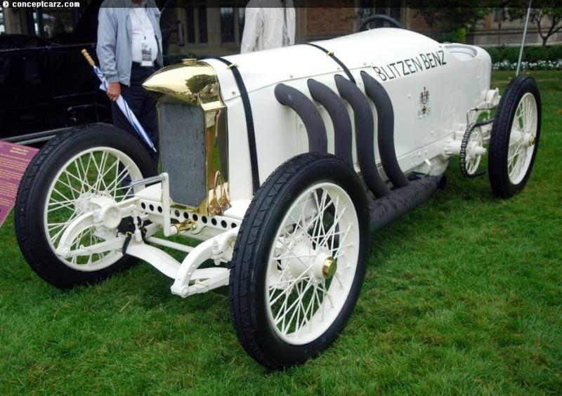 [Historique] La Blitzen-Benz 200HP 1909 10-bli10