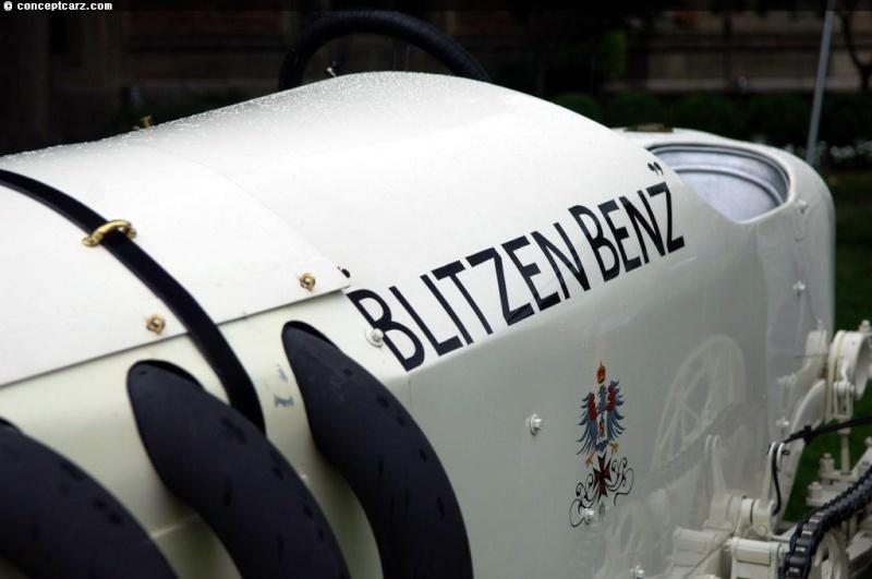 [Historique] La Blitzen-Benz 200HP 1909 10-bli14
