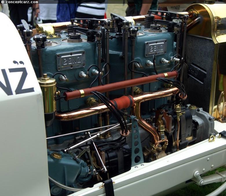 [Historique] La Blitzen-Benz 200HP 1909 10-bli17
