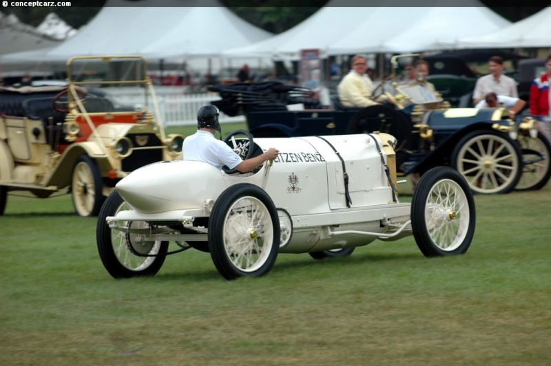 [Historique] La Blitzen-Benz 200HP 1909 10-bli23