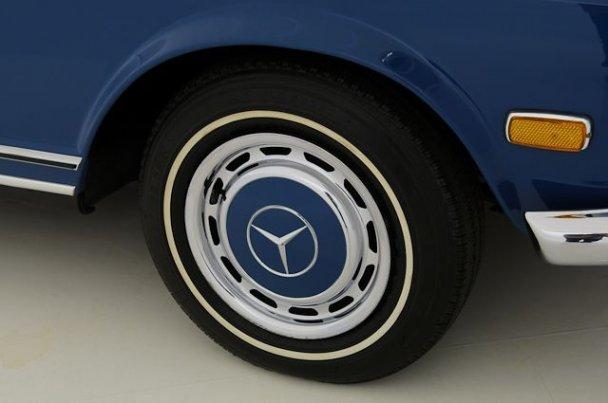 "La ""Pagode"" 280 SL (W113 1967-1971)  112"
