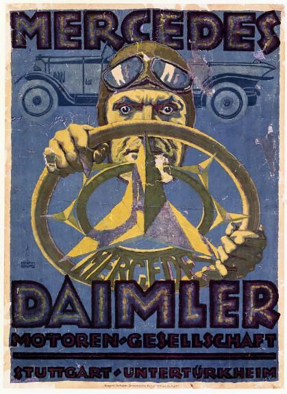Gottlieb Daimler 1921rg10