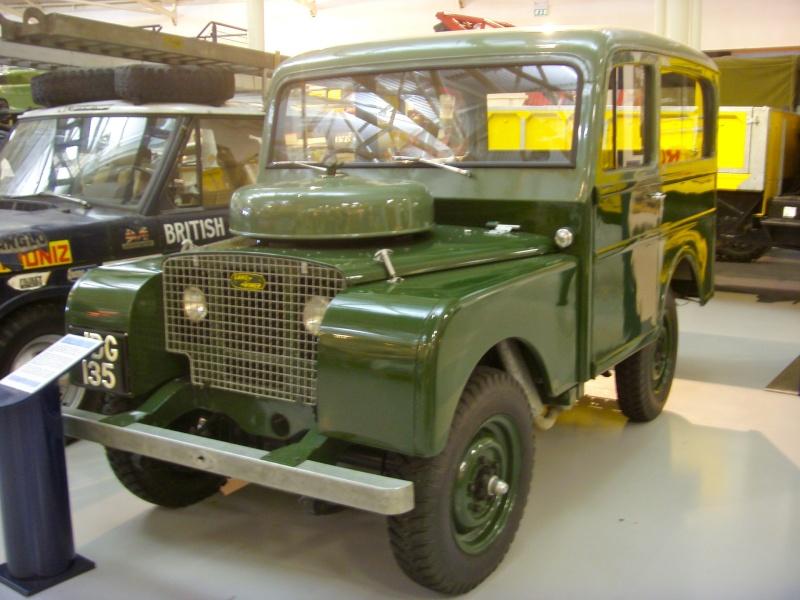 Visite du Class G (W463) 1948_l10
