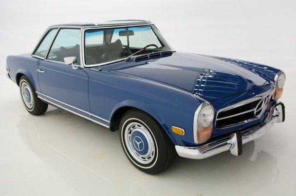 "La ""Pagode"" 280 SL (W113 1967-1971)  27107412"