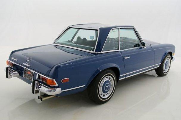 "La ""Pagode"" 280 SL (W113 1967-1971)  27107415"