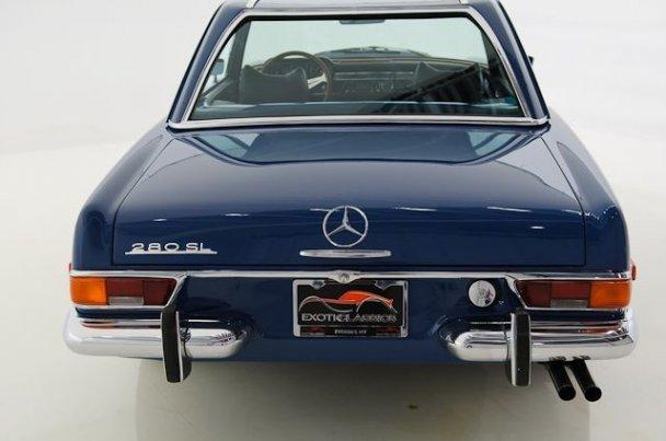 "La ""Pagode"" 280 SL (W113 1967-1971)  27107418"