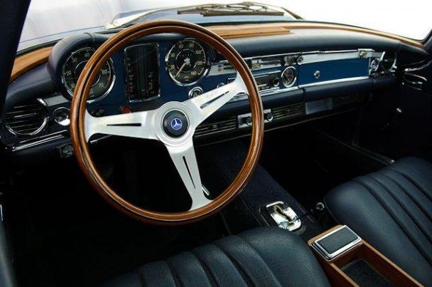 "La ""Pagode"" 280 SL (W113 1967-1971)  27107511"