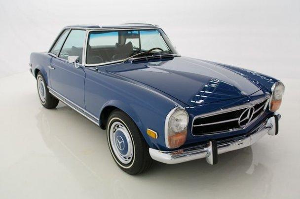 "La ""Pagode"" 280 SL (W113 1967-1971)  27107611"