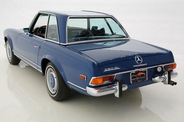 "La ""Pagode"" 280 SL (W113 1967-1971)  27107612"