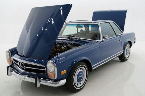"La ""Pagode"" 280 SL (W113 1967-1971)  27107614"