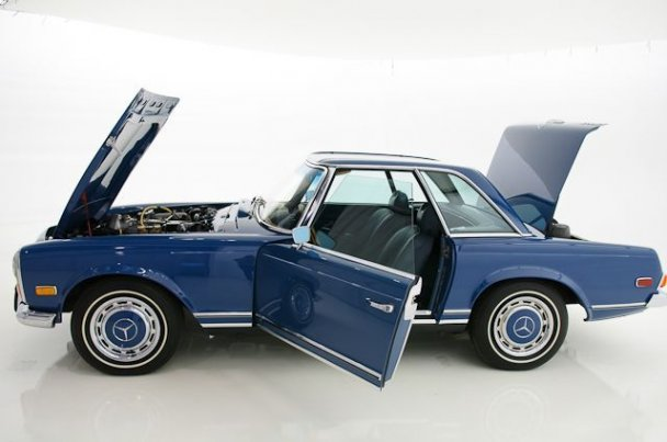 "La ""Pagode"" 280 SL (W113 1967-1971)  27107615"