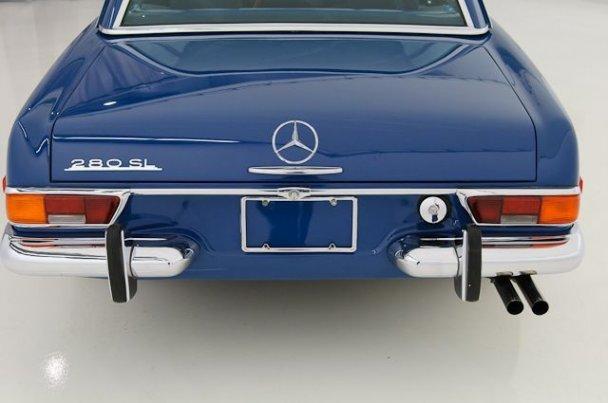 "La ""Pagode"" 280 SL (W113 1967-1971)  27107713"