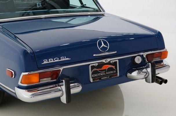 "La ""Pagode"" 280 SL (W113 1967-1971)  27107715"