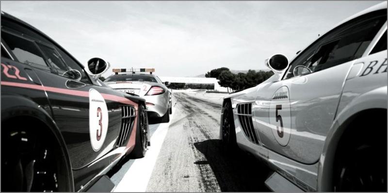 Mercedes SLR 722 GT B10