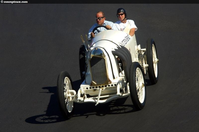 [Historique] La Blitzen-Benz 200HP 1909 Blitze13