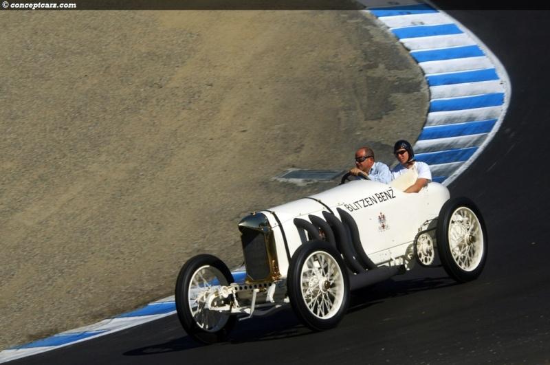[Historique] La Blitzen-Benz 200HP 1909 Blitze14