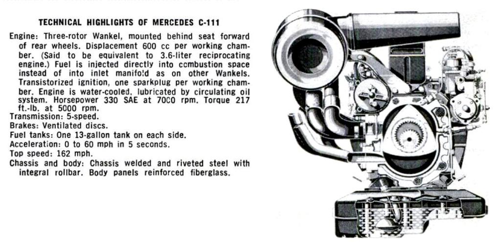 [Historique] Mercedes C 111 (1969-1979) C111wa10