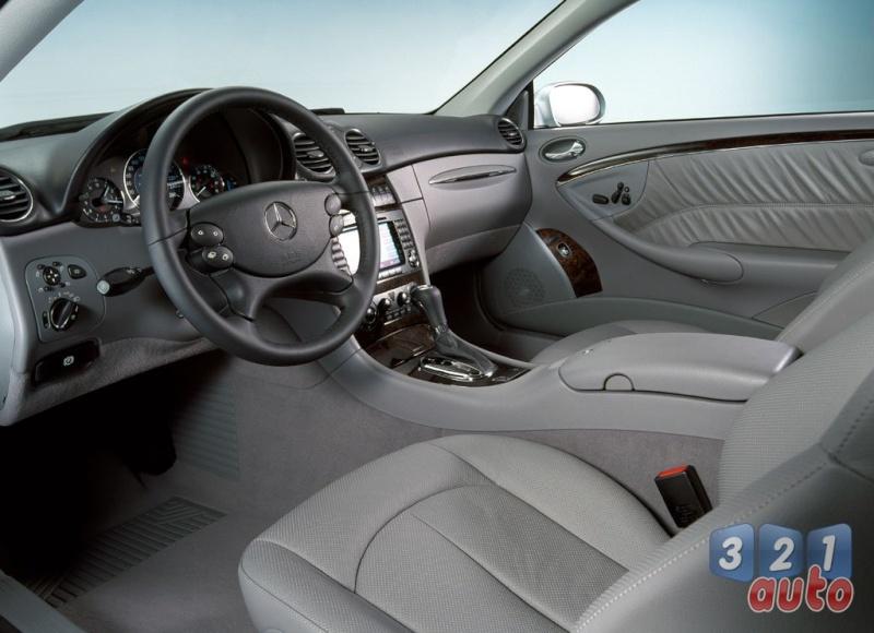 [Essai] Mercedes CLK 320 CDI (C209) C2004c10