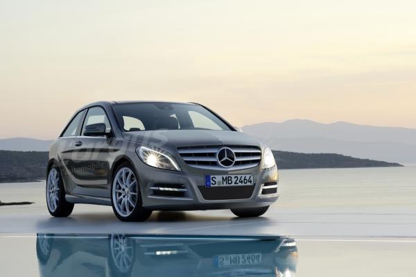 [Rumeurs]  Les futures Mercedes Classe A  (W176) - Page 3 Classe11