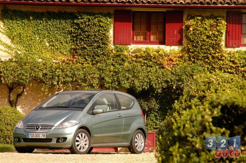 [Essai] Mercedes Classe A (W169) 2004- Dsc_4610