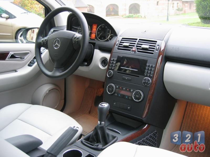 [Essai] Mercedes Classe A (W169) 2004- Img_2510