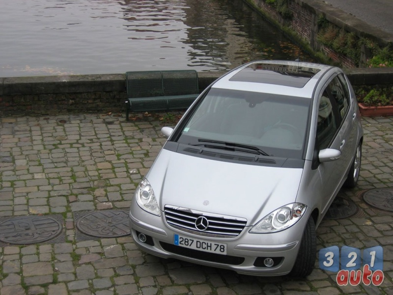 [Essai] Mercedes Classe A (W169) 2004- Img_2513