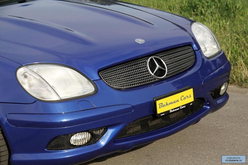 [ Essai] Mercedes SLK 32 AMG (R170) Mbgale33