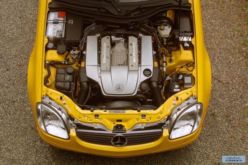 [ Essai] Mercedes SLK 32 AMG (R170) Mbgale50