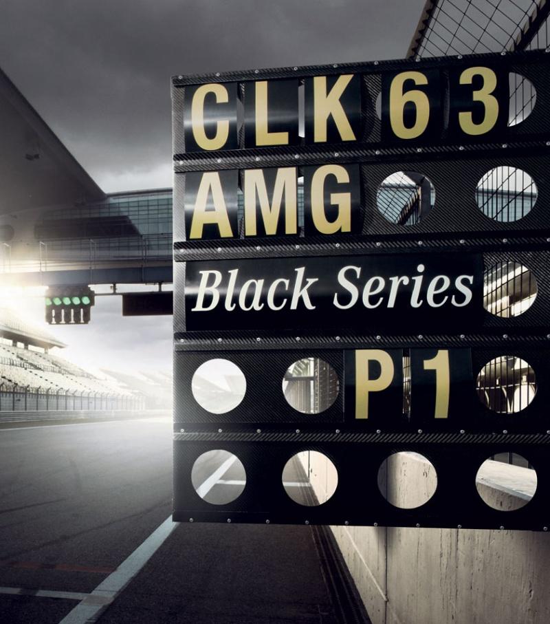 [Essai] CLK 63 AMG / DTM / Black Séries...(C209) 2005 Merce196
