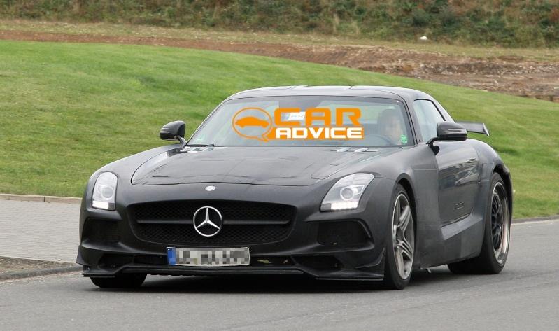 Mercedes SLS AMG Black Series Merce454