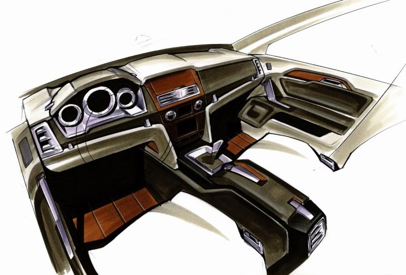 [Essai & Vidéo] Le Mercedes-Benz GLK 320 CDI (X204) 2008- Merced95