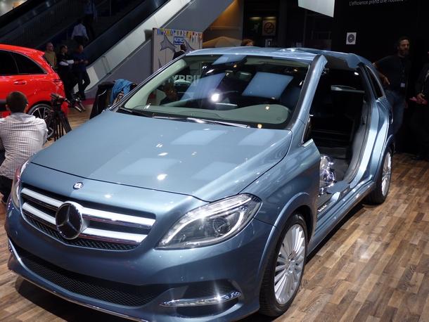 Mercedes Benz B200 NGD  P1050712