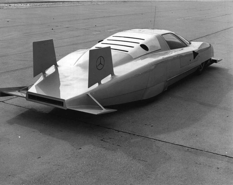 [Historique] Mercedes C 111 (1969-1979) P3210