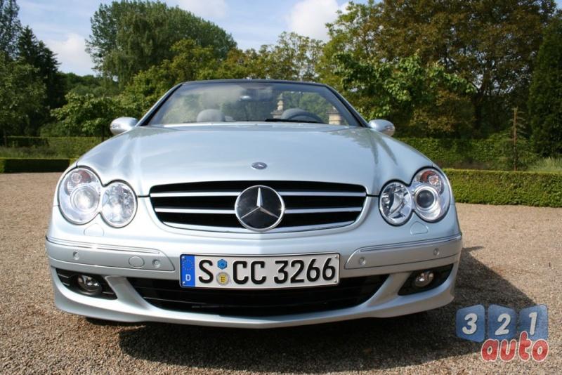[Essai] Mercedes CLK 320 CDI (C209) Photo-10