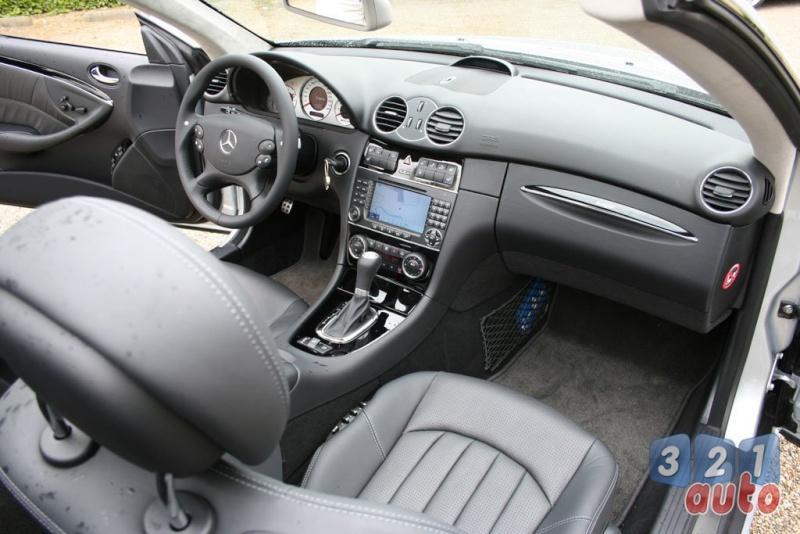 [Essai] Mercedes CLK 55 AMG Cabriolet (C209) Photo-24