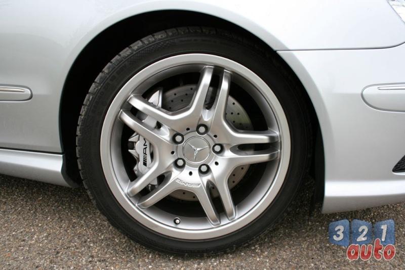 [Essai] Mercedes CLK 55 AMG Cabriolet (C209) Photo-25