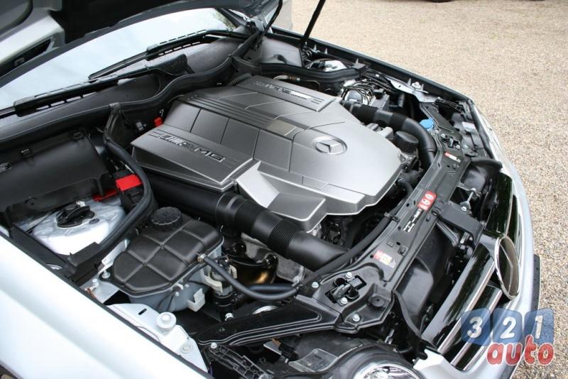 [Essai] Mercedes CLK 55 AMG Cabriolet (C209) Photo-27