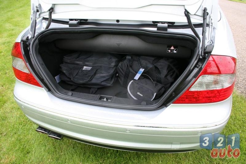[Essai] Mercedes CLK 55 AMG Cabriolet (C209) Photo-34