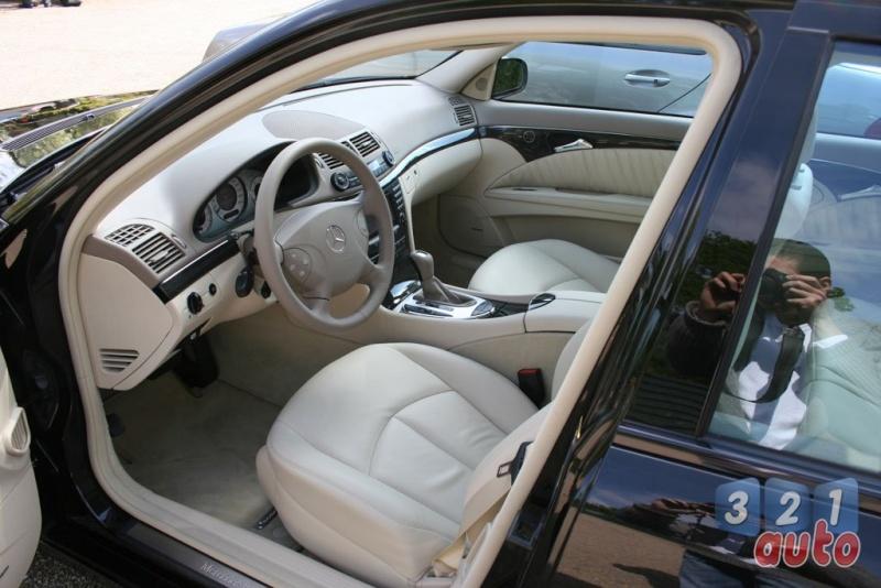 [Essai] La Mercedes E 420 CDI (W211)   Photo-62