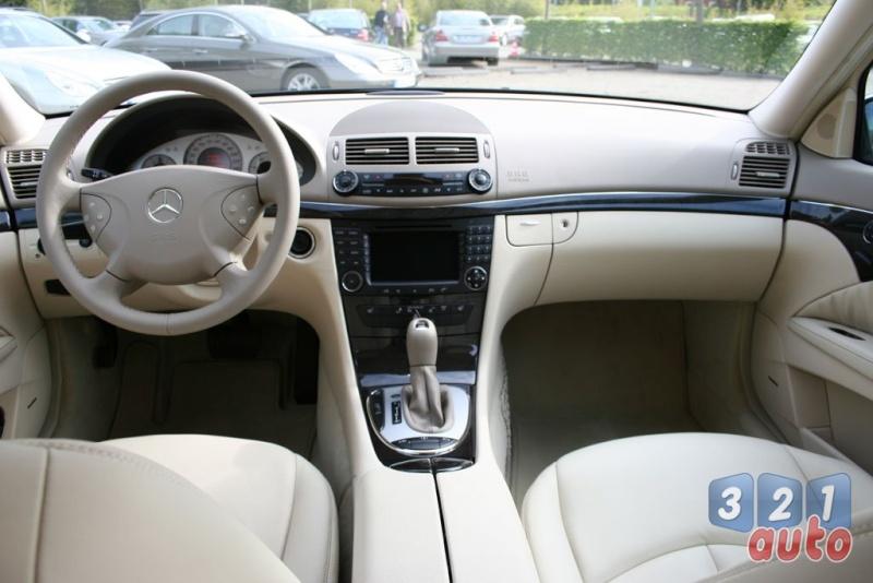 [Essai] La Mercedes E 420 CDI (W211)   Photo-63